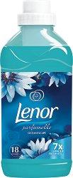 Омекотител за пране със свеж аромат - Lenor - Разфасовки от 0.550 l и 1.500 l -