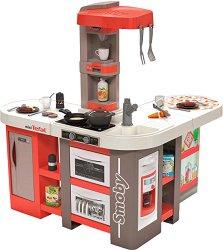 Детска кухня - Тефал XXL - Комплект за игра със звукови ефекти -
