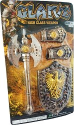 Рицарски комплект - играчка