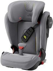 """Детско столче за кола - Kidfix III S: Cool Flow - С """"Isofix"""" система за деца от 15 до 36 kg -"""