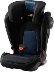 """Детско столче за кола - Kidfix III M: Cool Flow - С """"Isofix"""" система за деца от 15 до 36 kg -"""