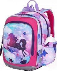 Ученическа раница - Endy: Unicorn -