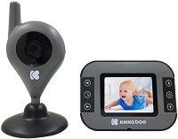 Дигитален видео бебефон - Attento - С температурен датчик, нощно виждане и възможност за обратна връзка -