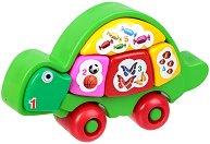 Сортер -  Костенурка - Образователна играчка за сортиране - продукт