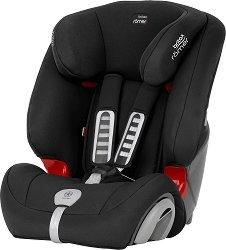 Детско столче за кола - Evolva 1-2-3 Plus -