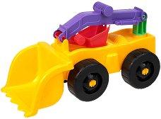 Багер с лопата - Детска играчка - играчка