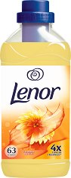 Омекотител за пране със свеж аромат - Lenor - Разфасовка от 1.9 l -