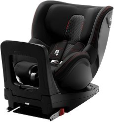 """Детско столче за кола - Dualfix M i-Size: Cool Flow Black - За """"Isofix"""" система и деца от 3 месеца до 18 kg -"""