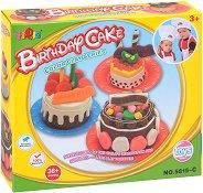 """Направи сам - Торта - Творчески комплект от серията """"Color Clay Series"""" -"""