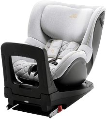 """Детско столче за кола - Dualfix M i-Size: Nordic Grey - За """"Isofix"""" система и деца от 3 месеца до 18 kg -"""