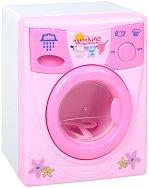 Перална машина - Детски комплект със звукови ефекти - играчка