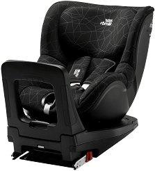 """Детско столче за кола - Dualfix M i-Size: Crystal Black - За """"Isofix"""" система и деца от 3 месеца до 18 kg -"""