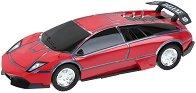 Състезателен автомобил - Детска играчка със светлинни и звукови ефекти -