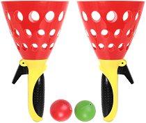 Хвани топчетата - Детска спортна игра -