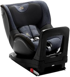 """Детско столче за кола - Dualfix i-Size: Marble - За """"Isofix"""" система и деца от 0 месеца до 18 kg - пюре"""