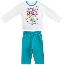 Бебешка пижама - 100% памук -
