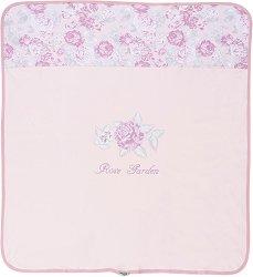 Бебешка пелена - 100% памук с размери 80 x 90 cm -