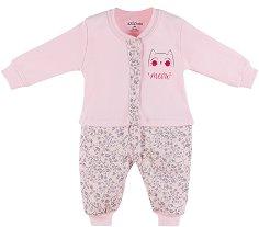 Бебешки гащеризон - 100% памук -