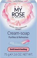 My Rose Purifies & Refreshes Cream-Soap - продукт