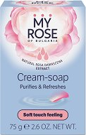 My Rose Purifies & Refreshes Cream-Soap - сапун
