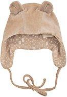 Бебешка шапка - 100% органичен памук -