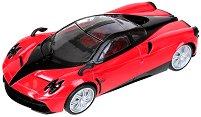 Спортен автомобил - Детска играчка със светлинни и звукови ефекти -
