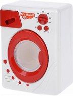 """Перална машина - Детски комплект със светлинни ефекти от серията """"My Home: Little Chef Dream"""" -"""