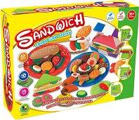 Направи сам - Сандвичи - творчески комплект