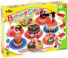 Направи сам - Торти за рожден ден -