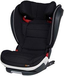Детско столче за кола - iZi Flex S FIX: Fresh Black Cab -
