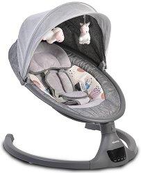Бебешка люлка - iSwing - С мелодии и дистанционно управление -
