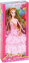 Кукла Анджина в бална рокля - детски аксесоар