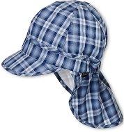 Бебешка шапка с UV защита - 100% памук -