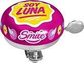 Звънец - Soy Luna - Аксесоар за детски велосипеди и тротинетки