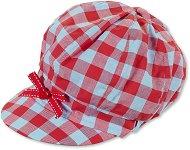Детска шапка с UV защита - 100% памук -