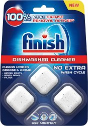Препарат за почистване на съдомиялна - Finish -