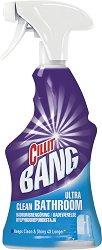 Почистващ препарат за баня - Cillit Bang - шампоан