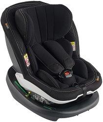Детско столче за кола - iZi Modular X1 i-Size: Premium Car Interior Black -