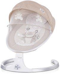 Бебешка люлка - Capriz - С мелодии и дистанционно управление -