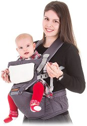 Кенгуру - Brisa - Аксесоар за носене на бебе -