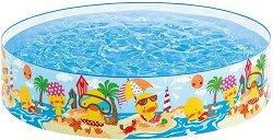 Детски басейн - Патета на плажа -