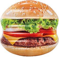Надуваем дюшек - Хамбургер -