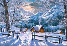 Снежна сутрин -