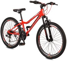 """Zante - Детски велосипед със скорости 24"""""""