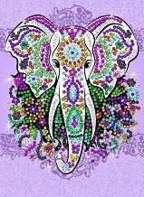 Декорирай сама с пайети - Слон -