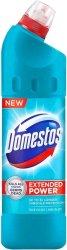 Почистващ препарат за баня и тоалетна - Domestos - Разфасовка от 0.750 l -