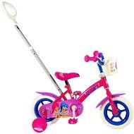 """Искрица и Сияйница - Детски велосипед 10"""""""