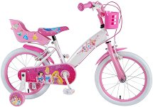 """Дисни Принцеси - Детски велосипед 16"""""""