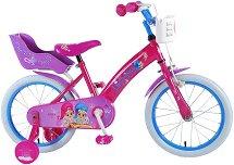 """Искрица и Сияйница - Детски велосипед 16"""""""