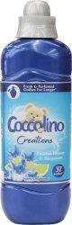 Омекотител за пране с аромат на пасифлора и бергамот - Coccolino Creations -